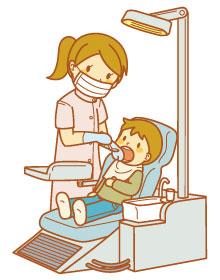 小児歯科イラスト4